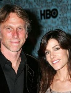 Peter Horton and Nicole Deputron