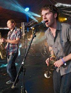 The Paradimes (band)