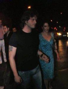 Kivanç Tatlitug and Meltem Cumbul
