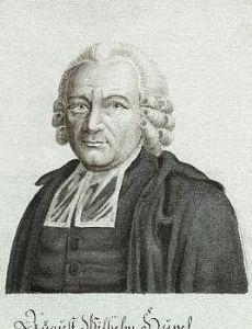 August Wilhelm Hupel