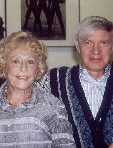 Helene (Leni) Riefenstahl and Horst Kettner
