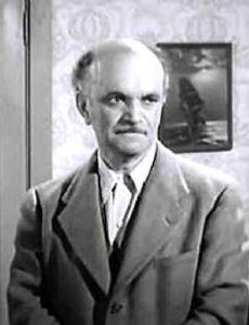 Harry Keaton
