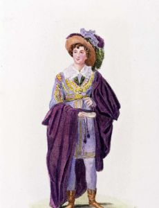 Lucia Elizabeth Vestris