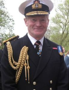 Charles Montgomery (Royal Navy officer)