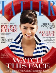 Tatler Magazine [United Kingdom] (June 2011)