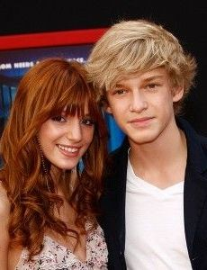 Cody Simpson and Bella Thorne