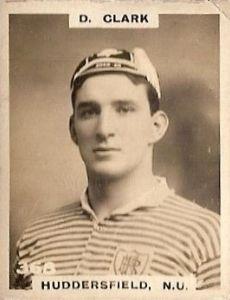 Douglas Clark (rugby league)