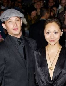 Linda Park and Tom Hardy