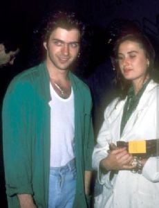 Demi Moore and Dweezil Zappa