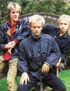 Sting & Police