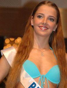 Alexandra Mazur