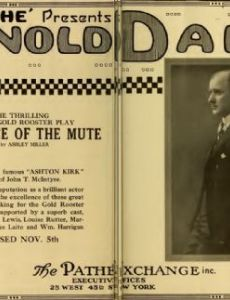 The Menace of the Mute
