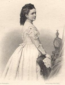 Princess Bathildis of Anhalt-Dessau