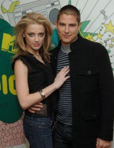 Sean Faris and Amber Heard