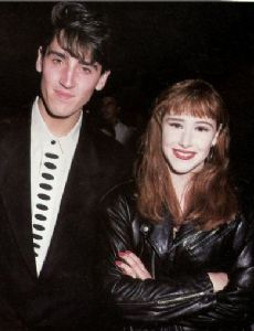 Tiffany Darwish and Jonathan Knight