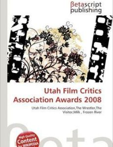 Utah Film Critics Association Awards