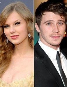 Taylor Swift and Garrett Hedlund