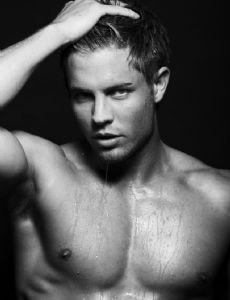 David Peters (model)