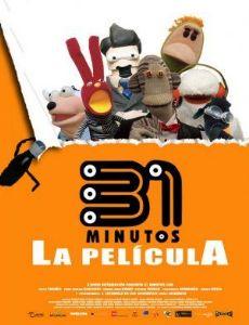 31 minutos, la película