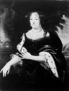 Margravine Hedwig Sophie of Brandenburg
