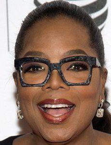 Oprah dating history