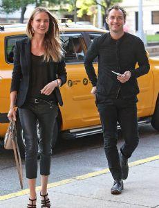 Jude Law Girlfriend Ruth Wilson