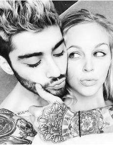 Zayn malik dating list