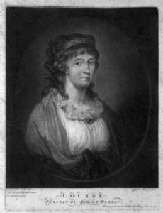 Louise of Brandenburg-Schwedt