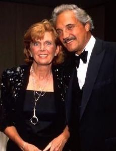 Hal Linden and Francis Martin