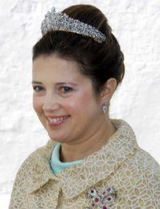 Princess Alexia of Greece and Denmark