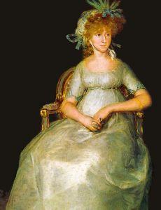 María Teresa de Borbón, 15th Countess of Chinchón