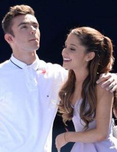 Ariana dating history