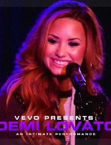 VEVO Presents: Demi Lovato - An Intimate Performance