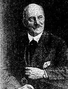 Percy Hobson Holyoak