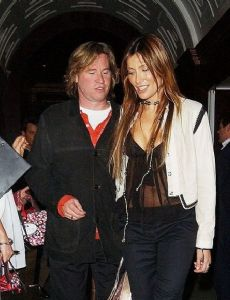 who is val dating now Val kilmer kilmer at the 2005 cannes film festival dating numerous women we never got a recording of that live with jim and now we've got it.