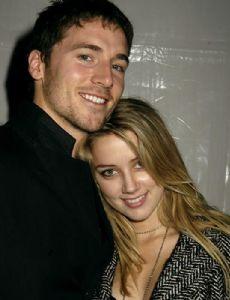 Amber Heard and Mark Wystrach