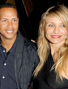 Alex rodriguez dating cameron diaz