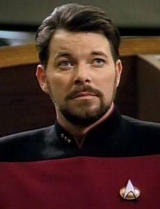 Captain William T. Riker