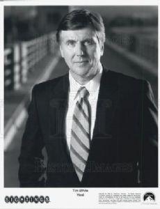 Tim White (newscaster/reporter)