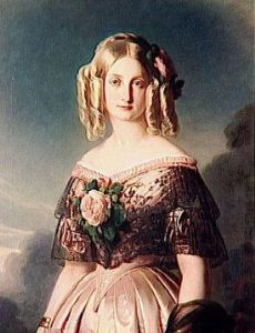 Princess Maria Carolina of Bourbon-Two Sicilies (1822–1869)