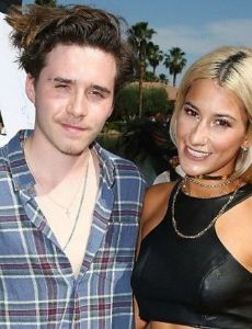 Brooklyn Beckham and Lexy Panterra
