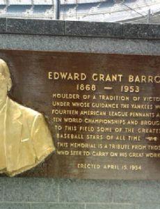 Ed Barrow