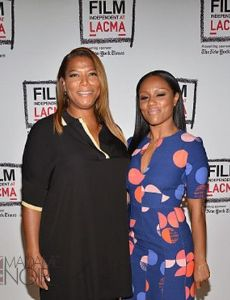 Who is queen latifah dating in Melbourne