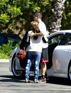 Demi Lovato and Rob Kardashian