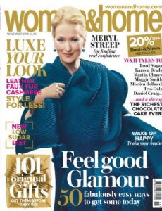Woman & Home Magazine [United Kingdom] (November 2015)