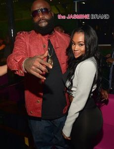dating history of rick ross Engaged troubled rapper rick ross pops question to lira mercer, 21, with 11 carat diamond ring worth $350,000 after dating for only a few months.
