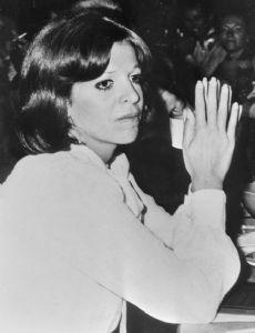Warren Beatty and Christina Onassis
