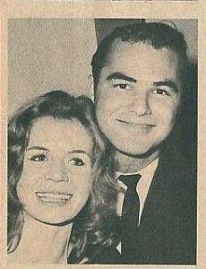 Burt Reynolds and Salome Jens