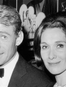 Peter O'Toole and Sian Phillips