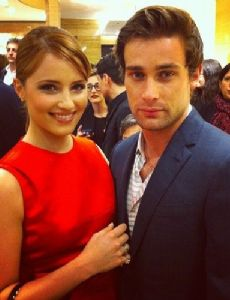 Dianna Agron Dating History - FamousFix